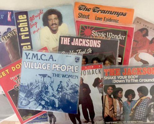 Muziek op vinyl